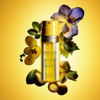 Clarins Plant Gold Oil-Emulsion 35ml - kosmetika.cz