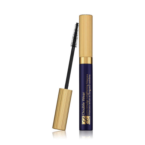 """Estee Lauder Double Wear Zero Smudge"" prailginantis tušas BLACK - Beautyshop.lt"