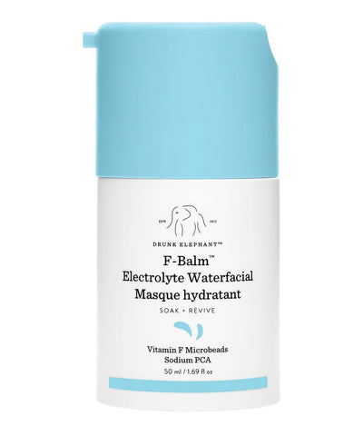 Drunk Elephant F-Balm Electrolyte Waterfacial (50ml) - Beautyshop.ie