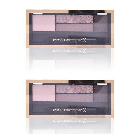 Max Factor Smokey Eye Matte Drama Kit Eyeshadow Palette 1.8g - Beautyshop.ie