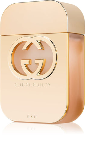 Gucci Guilty Eau de toilette 75ml Spray - Beautyshop.fr