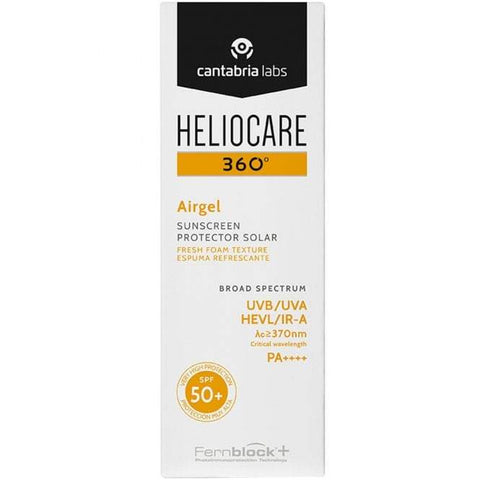 Heliocare 360 ​​° Airgel SPF50 + 60ml
