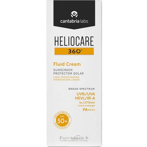 Heliocare 360 ​​° Fluid Cream SPF50 + 50ml