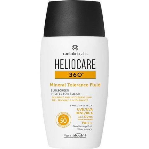 Heliocare 360 ​​° Mineral Tolerance Fluid SPF50 + 50ml