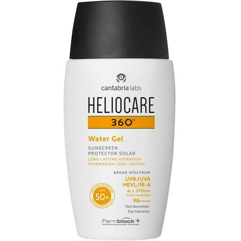 Heliocare 360 ​​° Water Gel SPF50 + 50ml