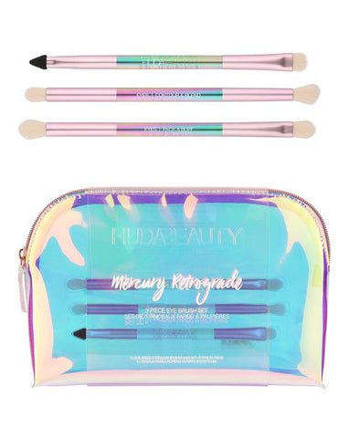 HUDA BEAUTY Set de perii cu mercur retrograd - Beautyshop.ie