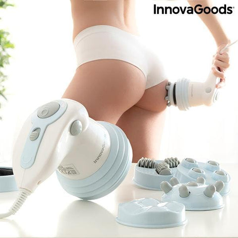 InnovaGoods Cellyred 5-in-1-Infrarot-Anti-Cellulite-Massagegerät