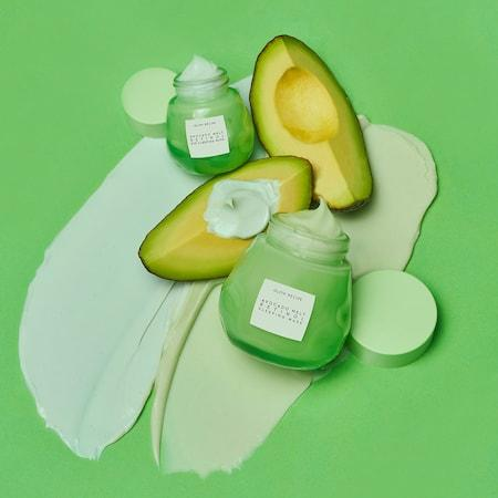 Glow Recipe Avocado Melt Retinol Eye alvómaszk - Beautyshop.hu