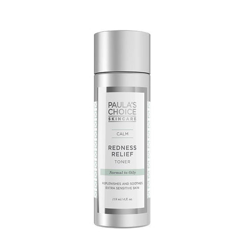 Paula's Choice Calm Redness Relief Toner Normal to Oily (118ml) - Beautyshop.ie
