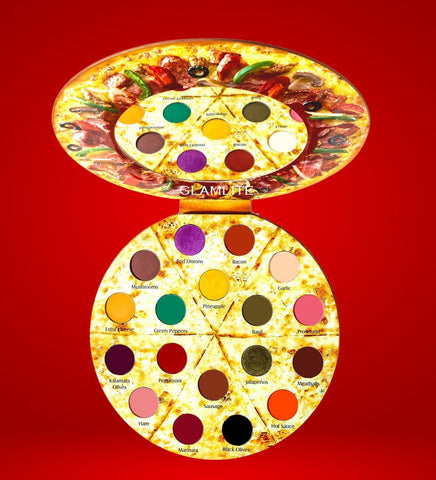 Glamlite Pizza Palette - Beautyshop.ie