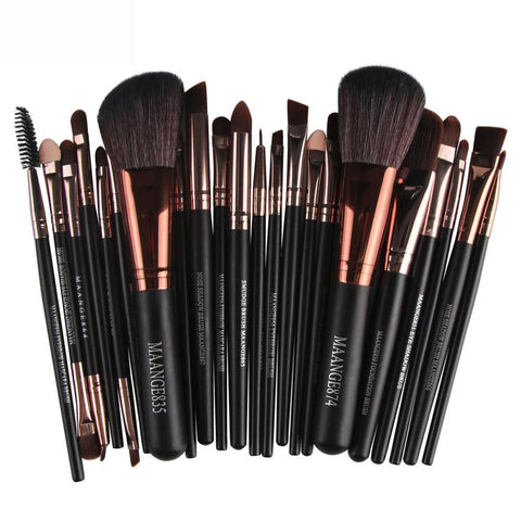 Makeup Brush Eye Shadow Set Kit 22pcs - Beautyshop.ie