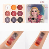 Professional Waterproof Matte Eyeshadow Palette - Beautyshop.ie