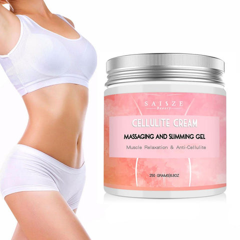 Cellulite Hot Cream Massage & Gel Minceur - Beautyshop.fr