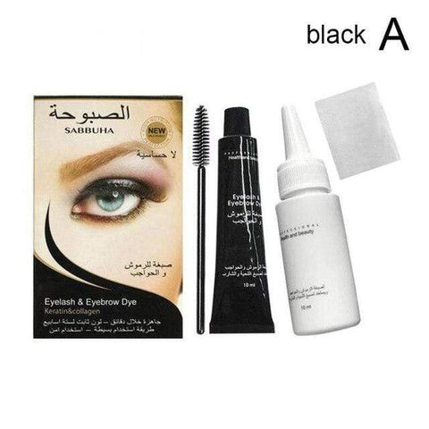 Eyebrow and Lash Tinting Kit