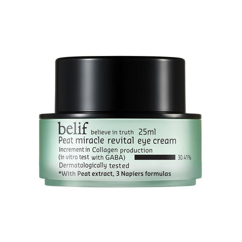 belif krema za oči oko treseta Miracle Revital 25mL - Beautyshop.hr