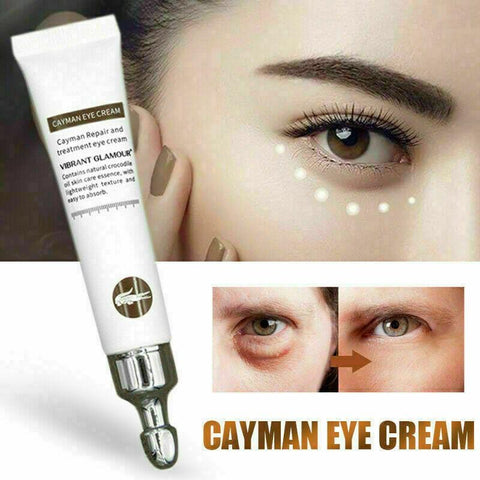 VIBRANT GLAMOUR Magic Anti-age Eye Cream Suero de colágeno péptido de caimán - 20ml - Beautyshop.es