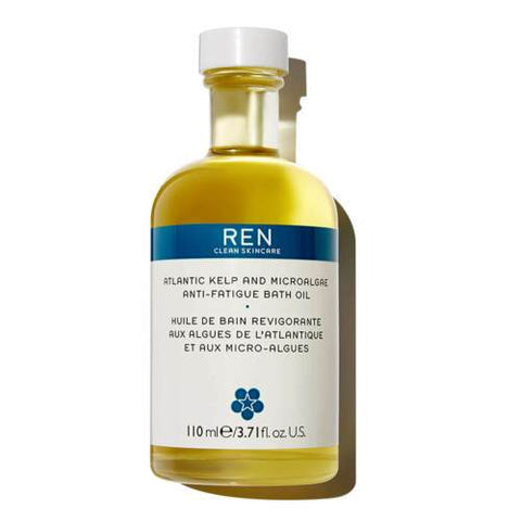 REN Clean Skin Care Body Atlantic kelp i mikroalge ulje za kupanje protiv umora 110ml - Beautyshop.ie