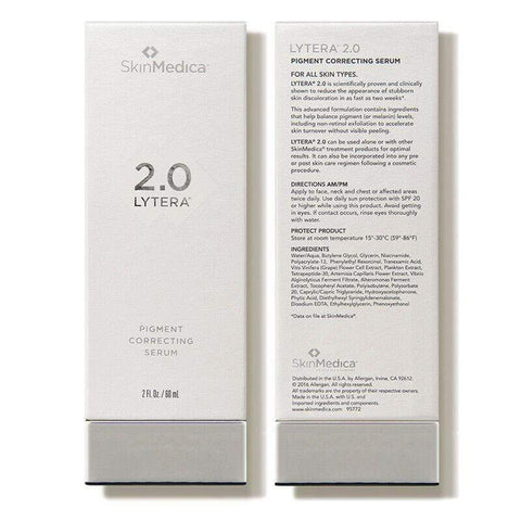 SkinMedica Lytera 2.0 serum za korekciju pigmenata 2 oz / 60 ML - Beautyshop.ie