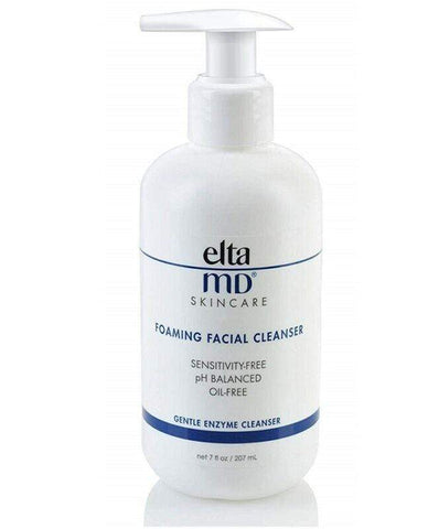 EltaMD Gentle Enzyme Foaming Facial Cleanser 207ml - Beautyshop.fi