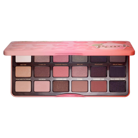 Too Faced Sweet Peach acu ēnu palete - Beautyshop.lv