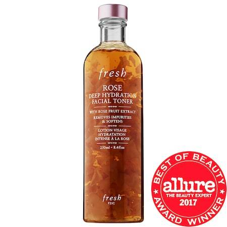 Fresh Rose Deep Hydration Facial Toner - Beautyshop.ie