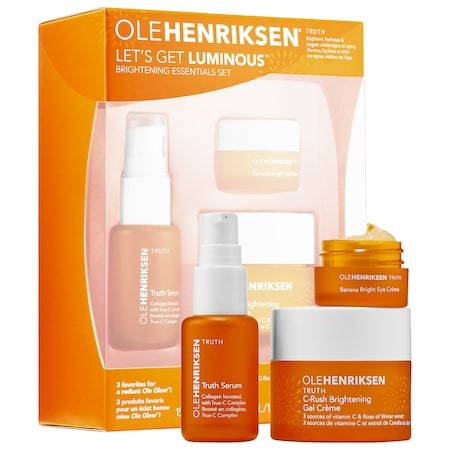 OLEHENRIKSEN Låt oss få Luminous ™ Brightening Essentials Set