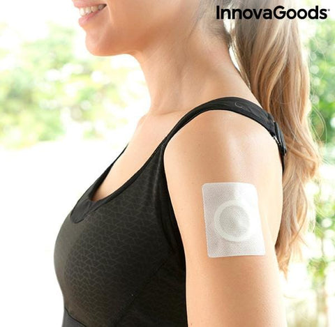 InnovaGoods Magnetic Slimming Patches (Pack of 30)