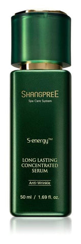 Sérum concentré anti-âge Shangpree S-energy - Beautyshop.fr