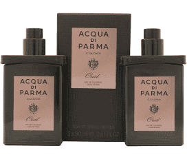 Acqua di Parma Oud opari multzoa 100ml EDP + 200ml dutxa gel - Beautyshop.ie