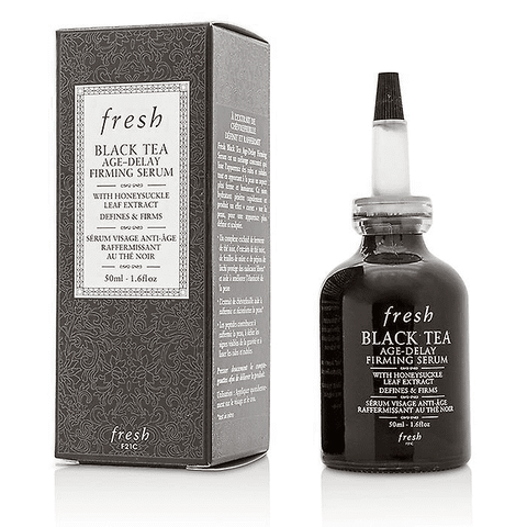 Fresh Black Tea Age-Delay Firming Serum (50ml)