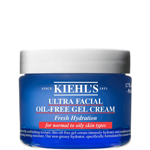 Kiehls Ultra Facial Oil-Free Gel Cream (125 ml)