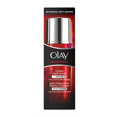 Olay Regenerist Serum 3 puncte Super Ser 50ml - Beautyshop.ro