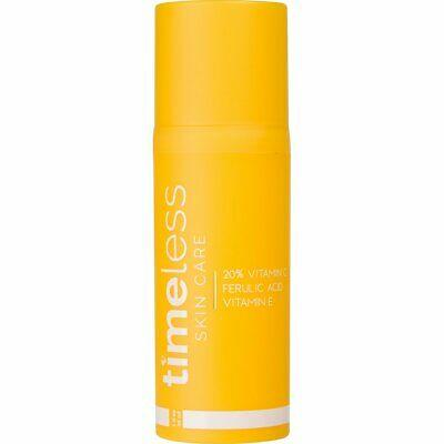 Timeless Skin Care 20% Vitamina C Plus E Suero de ácido ferúlico (30 ml) - Beautyshop.ie