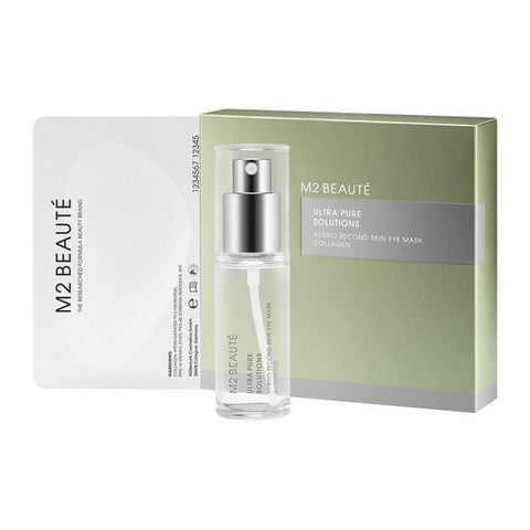 M2 Beauté Hybrid Second Skin Mask