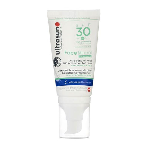 Ultrasun Face Mineral SPF 30 (40ml) - Beautyshop.lt