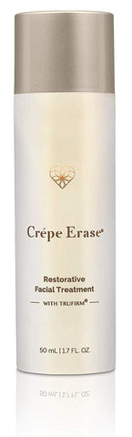 Crépe Erase Advanced – Restorative Facial Treatment – with Trufirm Complex