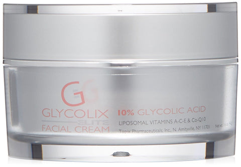 Glycolix Elite Glycolic Acid Exfoliating Face Cream