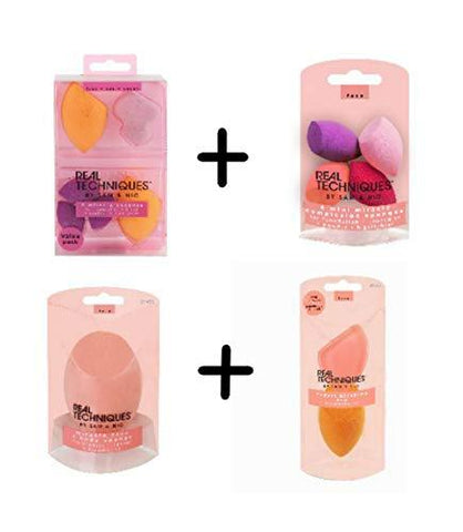 Real Techniques Miracle Complexion Machiaj Sponge - Beautyshop.ie
