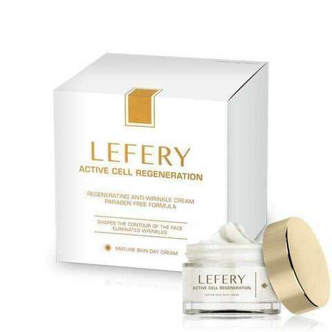 Lefery Active Cell Regeneration Facelift Cream - Beautyshop.se