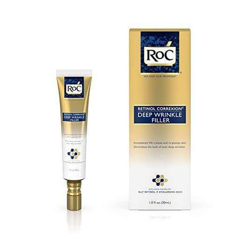 RoC Retinol Correxion Deep Wrinkle Facial Filler (30ml) - Beautyshop.ie