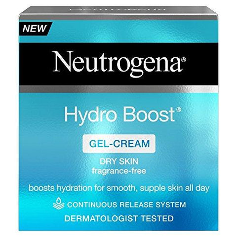 Neutrogena Hydro Boost Gel Cream kosteusvoide 50 ml - Beautyshop.fi