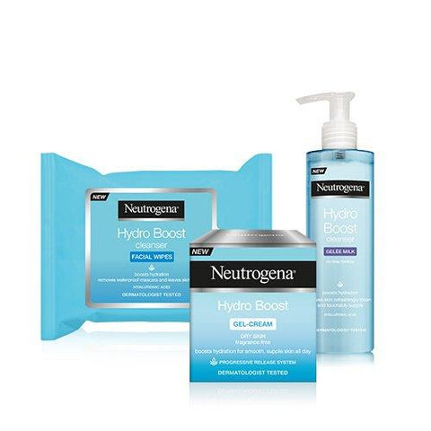 Neutrogena Hydro Boost Gel Cream Moisturizer 50 ml - Beautyshop.ie