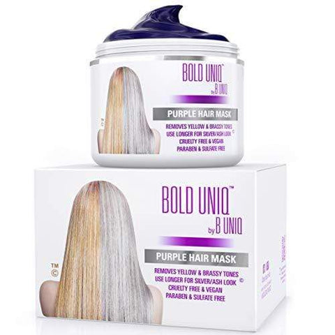 Bold Unio Purple Hair Mask (200ml)