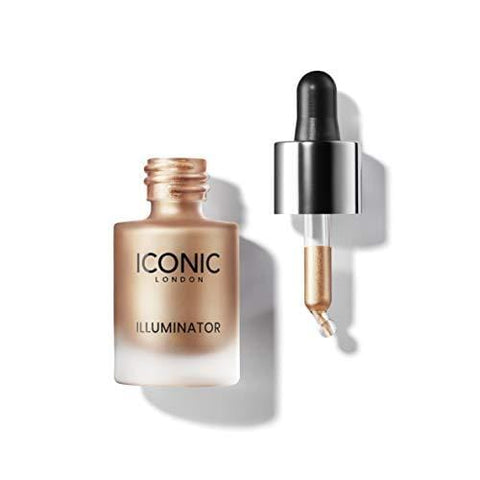 ICONIC London Illuminator - Super Kontzentratutako Shimmer Pigment Drops, 13.5ml, Shine