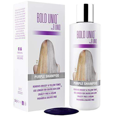 Bold Unio Purple Hair Mask (215ml)