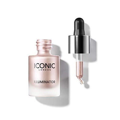 ICONIC London Illuminator - Super Concentrated Shimmer Pigment Drops, 13.5 ml, Shine - Beautyshop.ie