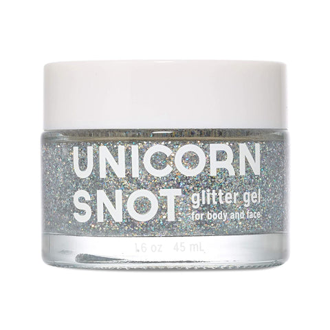 Unicorn Snot Holographic Body Glitter Gel - Vegan & Cruelty Free - 45ml
