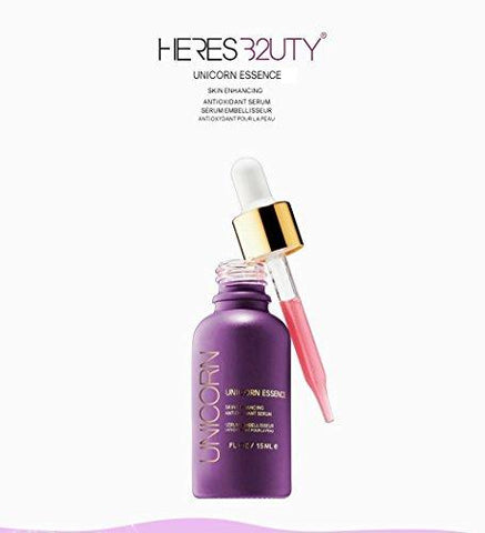 Essence de Licorne, Sérum Antioxydant + Or Rose 24K, Huile Elixir - Beautyshop.fr