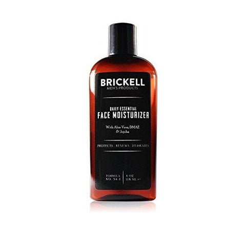 Brickell Daily Essential Face kosteusvoide miehille - Beautyshop.fi