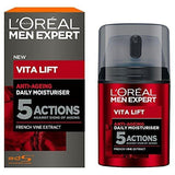 L'Oréal Men Expert Vita Lift 5 Anti Ageing Moisturiser, 50 ml - Beautyshop.ie